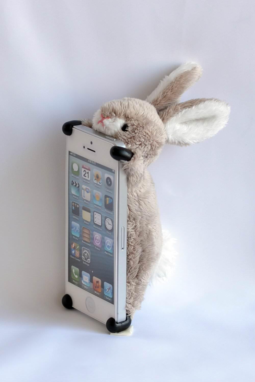 うさぎiPhoneケース