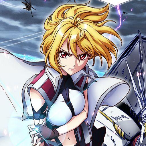 クロスアンジュ 天使と竜の輪舞
